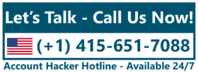 Call Account Hacker Hotline